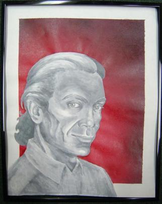 G.E. portrait 2008